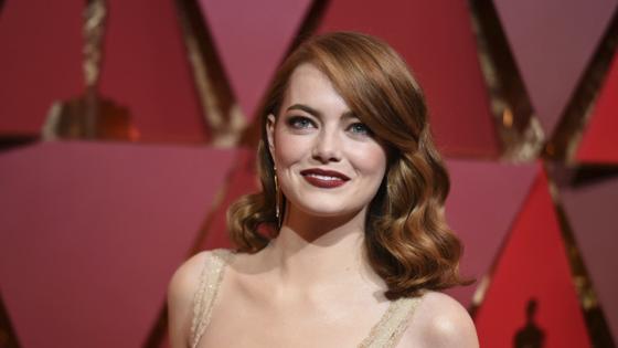 Emma Stone, nominada a mejor actriz protagonista