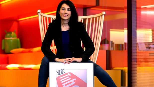 María Ferreras, directora Partnerships de YouTube en España