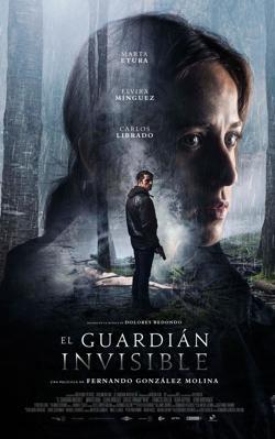 Cartel de la película de «El guardián invisible»