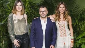 Jorge Javier Vázquez, Sandra Barneda y Lara Álvarez presentarán «Supervivientes 2017»
