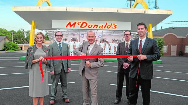 Michael Keaton interpreta en «El fundador» a Ray Kroc, el hombre que hizo del McDonald's un éxito