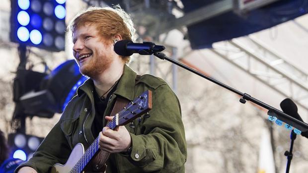 Ed Sheeran, la última incorporación de «Juego de Tronos»