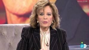 María Teresa Campos, cada vez más cerca de su despedida