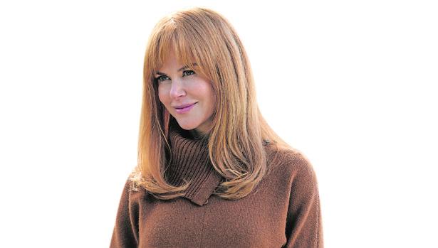 Nicole Kidman es celeste en «Big Little Lies»