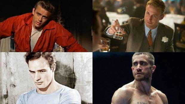 Del travieso James Dean al torturado Marlon Brando: la evolución del hombre en el cine hasta los millennial