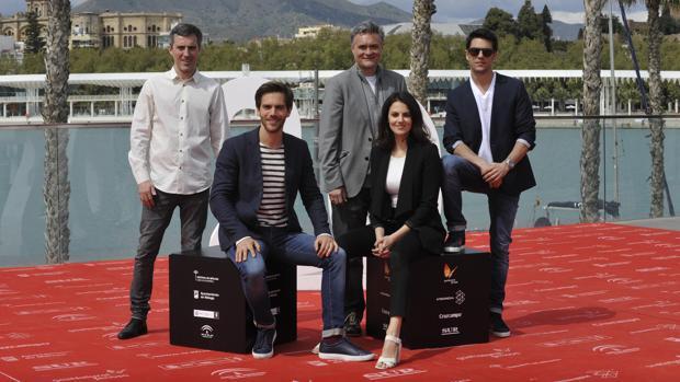 EL equipo de «El jugador de ajedrez»