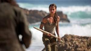 Alicia Vikander, una nueva Lara Croft para sustituir a Angelina Jolie