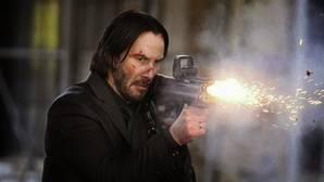 Keanu Reeves se pone el traje de asesino en su regreso al cine de acción