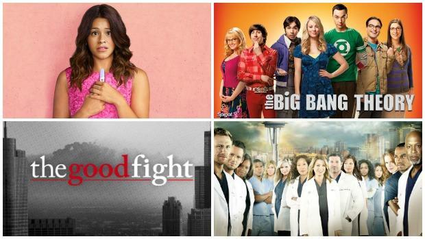 En la imagen, algunas de las series que se quedarán sin doblar