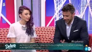 Alonso Caparrós: «Una mañana fui a comprar cocaína con mi hija en el coche»