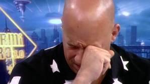 Vin Diesel, emocionado en «El Hormiguero»