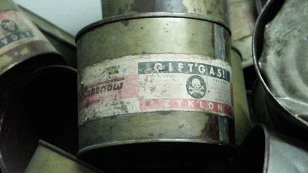 La existencia de las cámaras de gas nazis, a juicio