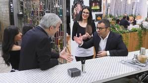 Jorge Javier Vázquez visita este lunes el programa de Carlos Sobera