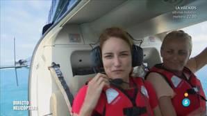 Así han sido los saltos desde el helicóptero de los concursantes de «Supervivientes 2017»