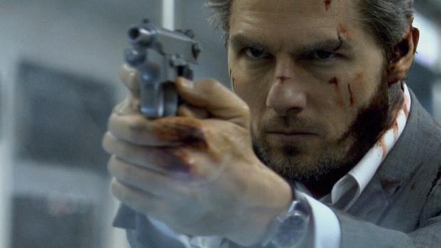 Tom Cruise protagoniza «Collateral»