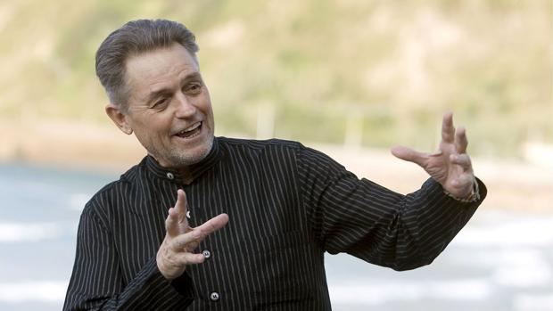 Jonathan Demme, en una imagen de 2008, año en el que fue presidente del jurado de la 56 edición del Festival Internacional de Cine de San Sebastián