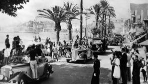 Fotografía de Cannes de 1947