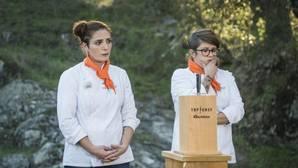 La guerra estalla entre Rakel y Melissa en «Top Chef»