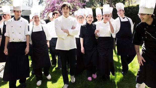 Afectar a masterchef el boicot a jordi cruz for Equipo para chef