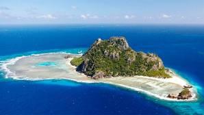 La isla que aparece en el vídeo de YouTube