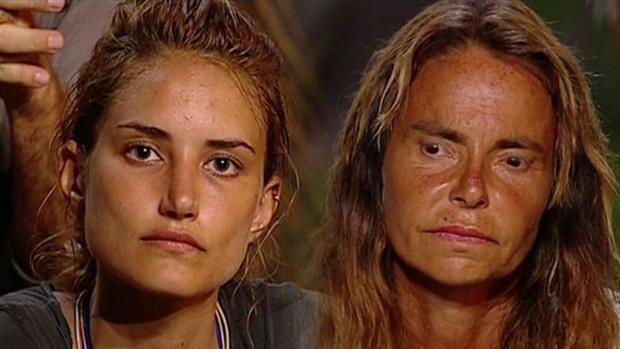 Supervivientes:  El cruel comentario de Alba Carrillo sobre Leticia Sabater: «Tiene la cabeza como los ojos, dando vueltas»