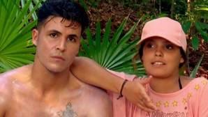 Gloria Camila y Kiko, en Supervivientes