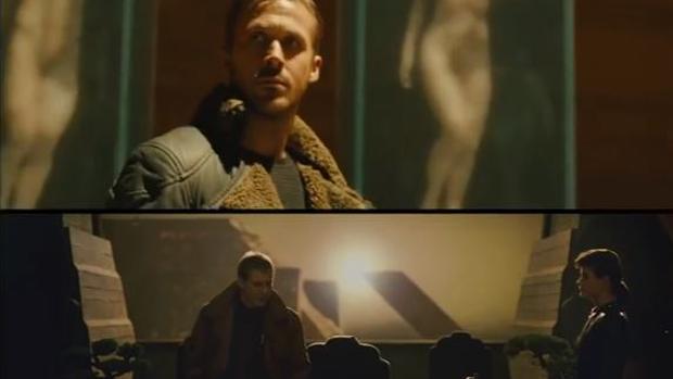 Comparación del «Blade Runner» original y la nueva «Blade Runner 2049»
