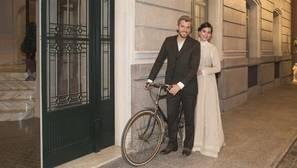 Teresa y Mauro, protagonistas de «Acacias 38»