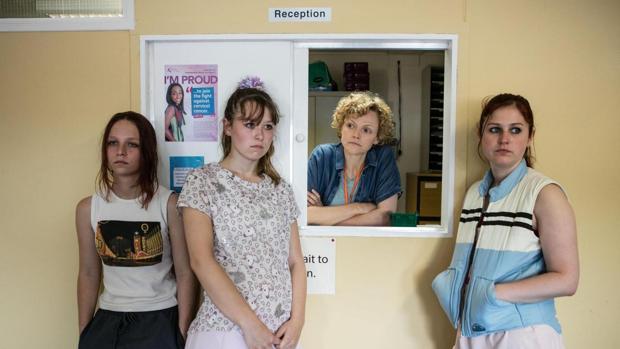 «Three Girls»