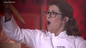 Rakel, ganadora de «Top Chef»