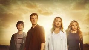 Los protagonistas de «The Gifted»
