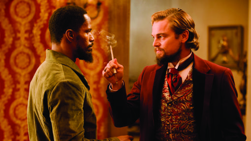 Escena de «Django desencadenado», de Quentin Tarantino