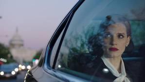 Jessica Chastain protagoniza El Caso Sloane