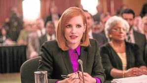 Jessica Chastain: «La elección de Trump está cambiando el cine»