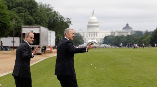 El fotógrafo de Obama ficha por Netflix para capturar al presidente más maquiavélico de la ficción