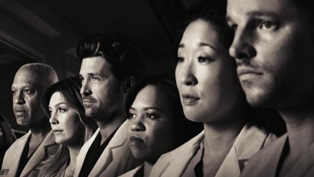 Personajes que se despidieron de «Anatomía de Grey»