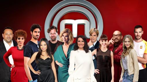 Los famosos que concursarán en la segunda edición de «Masterchef Celebrity»