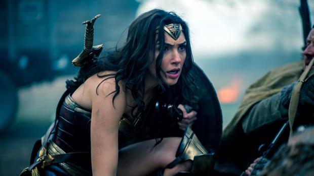 «Wonder Woman», el estreno más taquillero dirigido por una mujer