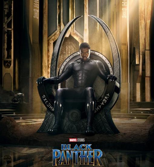 Cartel de Black Panther