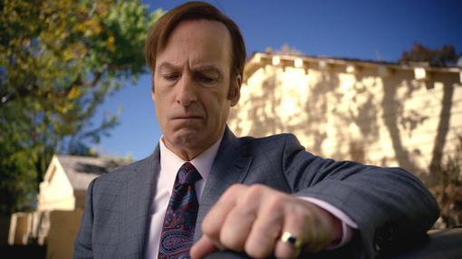 Bob Odenkirk es el actor encargado de dar vida a Saul Goodman en «Better Call Saul»