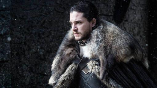 Kit Harington es el actor que da vida a Jon Nieve en «Juego de Tronos»