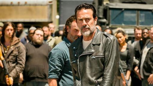 Rick y Negan son dos de los actores más destacados de la séptima temporada