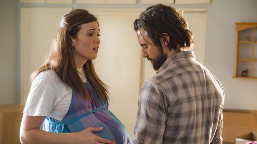 Milo Ventimiglia y Mandy Moore son los personajes principales de la serie