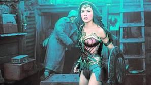 Gal Gadot interpreta a Wonder Woman