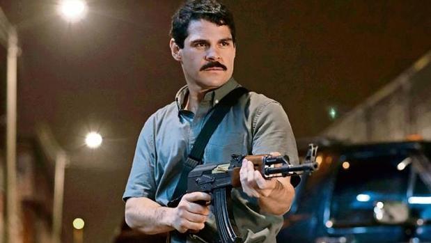 Imagen de la serie El Chapo de Netflix