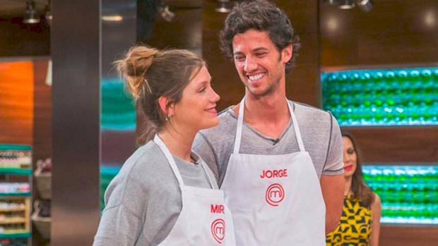 Miri y Jorge, la pareja de MasterChef