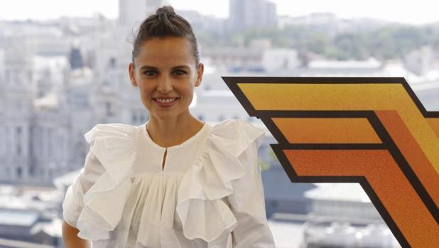 La actriz Elena Anaya, única presencia española en «Wonder Woman»