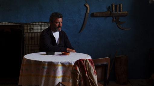 Anselmo (Miguel Martin), protagonista de la película