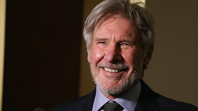 actores que son unos chicos rudos Harrison Ford