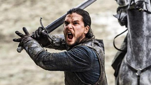 Jon Nieve es uno de los principales protagonistas de la exitosa serie de HBO, «Juego de Tronos»